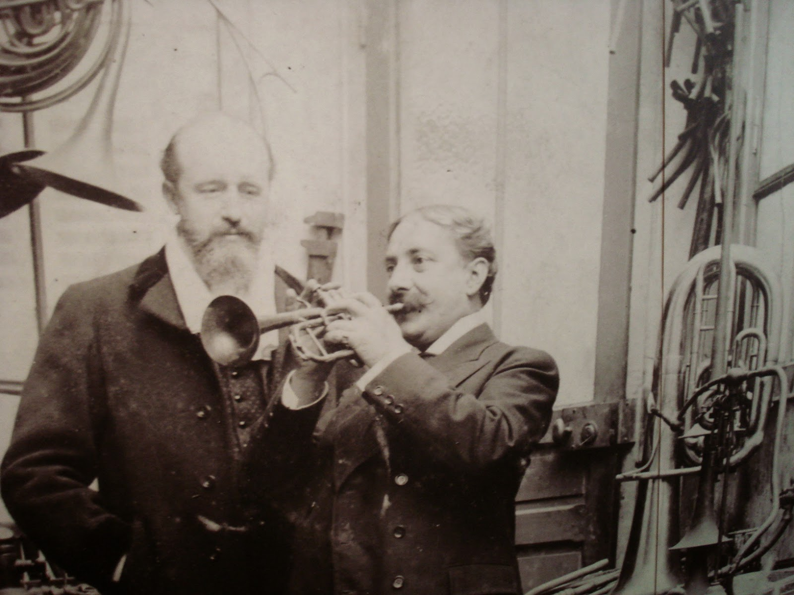 Adolphe Sax photo