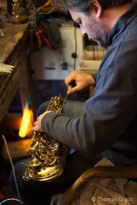 Vente et Réparation de Saxophones et instruments à vents