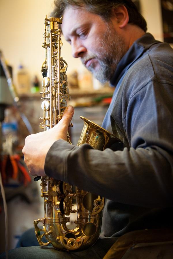 Saxophone Repairer